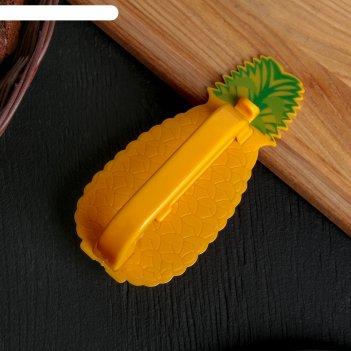 Приспособление для чистки и нарезки ананаса тропик