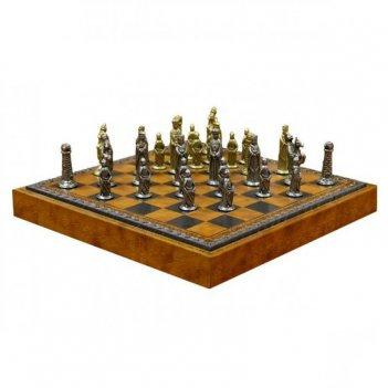Шахматы 28х28 средние века от italfama