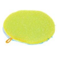 Губка банная капитошка, цвета микс