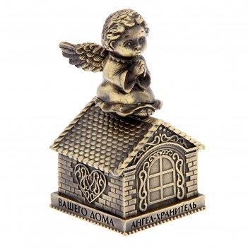 Колокольчик ангел - хранитель, 4 х 7 см