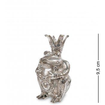 43-012 фигурка царевна-лягушка (бронза, о.бали)