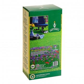 Семена газонная травосмесь мавританский, 250 гр
