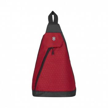 Рюкзак с одним плечевым ремнём victorinox altmont original, красный, нейло