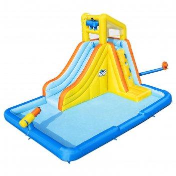 Игровой центр «пляж бонанза», 448 x 311 x 266 см, 53349 bestway