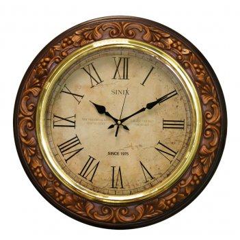Настенные часы sinix 5040a