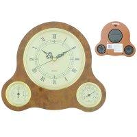 Композиция время с термометром и гигрометром, l20,3*w5,5*h...