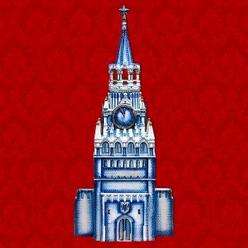 Штоф керамический башня кремля 2,5 л шф-005с