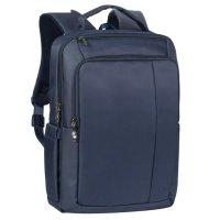 Рюкзак для ноутбука 15,6 rivacase 8262 42*31*13,5см, полиэстер, синий