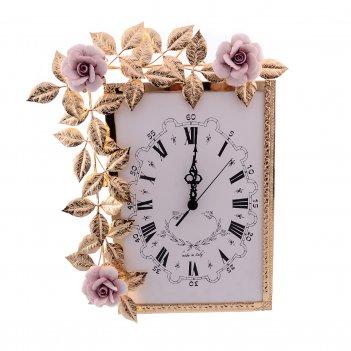 Часы rectangular big rosaperla 30*22