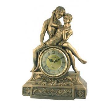 Скульптурные часы восток из полимерных смол к4504-1 восток