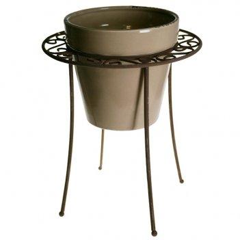 Декоративное изделие подставка для цветов (столик, кашпо), 2...