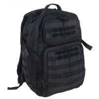 Рюкзак travel backpack black bp-07-bk