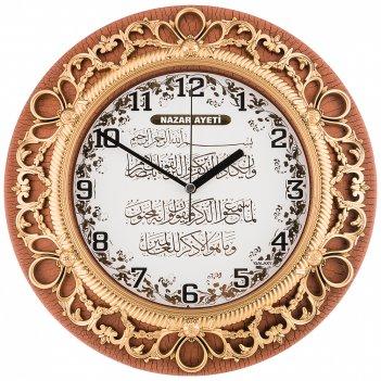 Часы настенные кварцевые   диаметр 32,8 см диаметр циферблата 20,5 см (кор