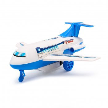 Самолёт инерционный «пассажирский»