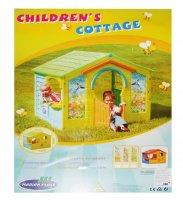 Детский игровой домик коттедж