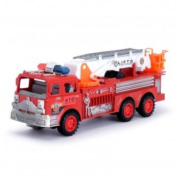 Машина инерционная пожарная
