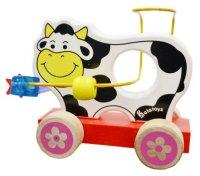 Лабиринт -каталка корова