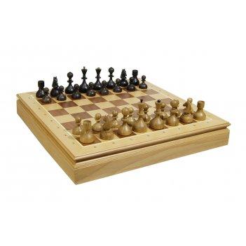 Шахматы стародворянские бук     45*45