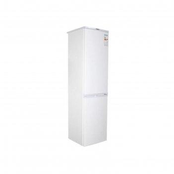 Холодильник don r-299 b, 399 л, класс а+, двухкамерный, белый