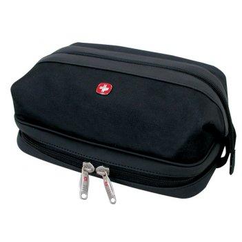 8756213 несессер «deluxe travel  kit»,  дорожный, цв.черный