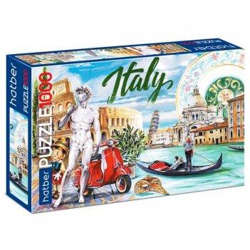 Пазл «вокруг света. италия», 1000 элементов