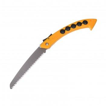 Ножовка садовая, складная, 410 мм, пластиковая ручка