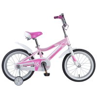 Велосипед 16 novatrack novara, цвет розовый