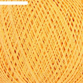 Нитки вязальные лилия 440м/75гр 100% хлопок цвет 3003