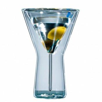 Bloomix набор бокалов для мартини ice cold drinks & bar, 200 мл, 6шт