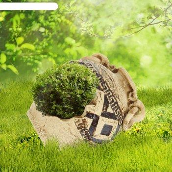 Садовая фигура софия амфора шамот