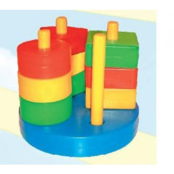 логические игрушки пластиковые