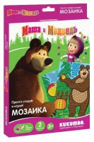 Мозаика kukumba 0092013 маша и медведь 9