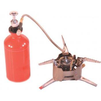 Плита портативная следопыт горящий меркурий с газогенератором