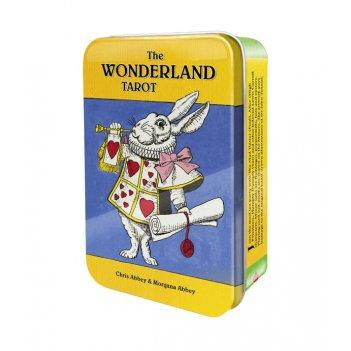 "Карты таро: ""wonderland tarot in a tin"""