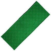 Вкладыш для спального мешка 190*75 см, цвет зелёный в клетку