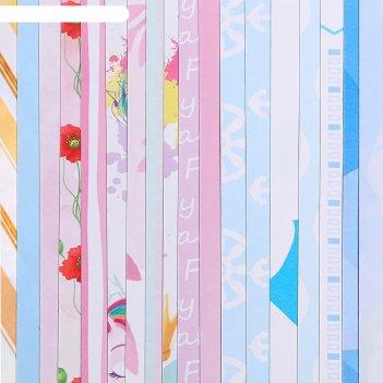 Набор бумаги для скрапбукинга «сказочная жизнь», 18 листов, 30х30 см
