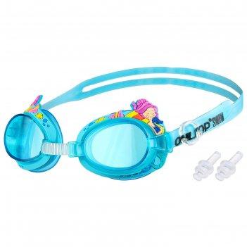 Очки для плавания «русалки»
