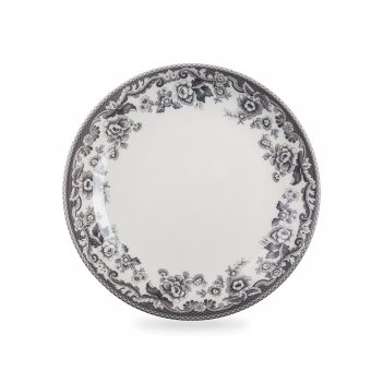 Тарелка для пасты, диаметр: 23 см, материал: фаянс, цвет: декор, серия дел