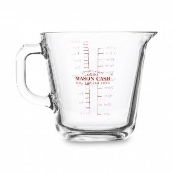 Кувшин мерный, объем: 0,5 л, материал: стекло, серия classic, 2006.186, ma