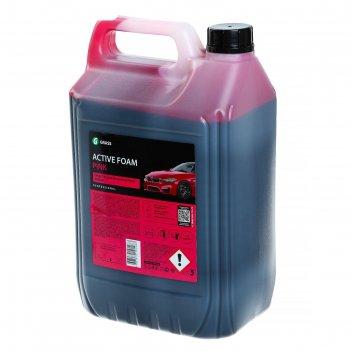 Активная пена active foam pink, канистра 6 кг