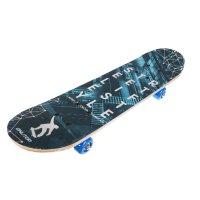 Скейтборд нв-188, размер 62x16 см, колеса pvc d= 50 мм