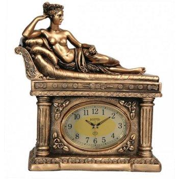 Скульптурные часы из полимерных смол восток к4526-1
