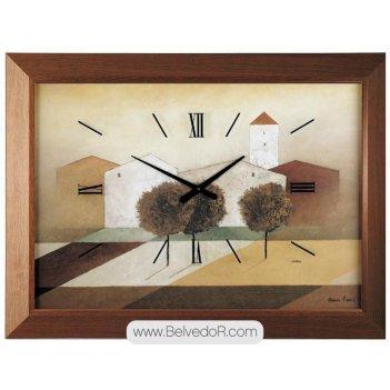 Настенные часы lowell 12205с