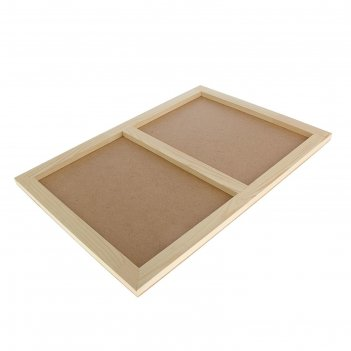 Планшет деревянный, 50 х 70 х 2 см, двп