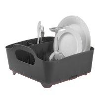 Сушилка для посуды tub, материал: пластик, размер: 36,8 х 18,2 х 32 см, цв