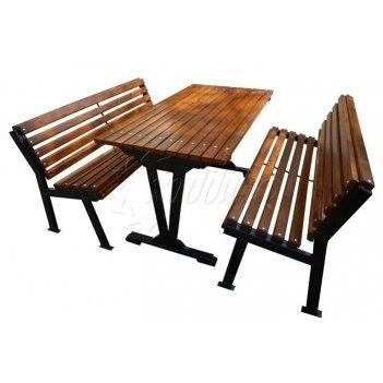 Комплект садовой мебели «модерн мини» 1,5 м