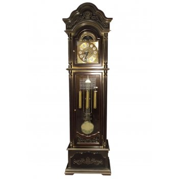 Механические напольные часы columbus cl-9201m-pg