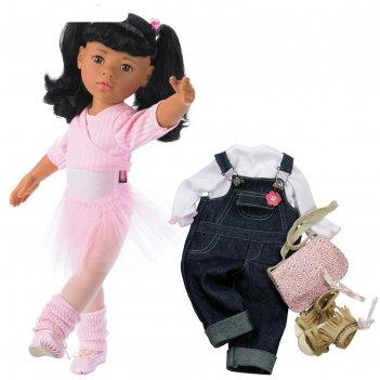 Кукла «ханна балерина» азиатка, 50 см