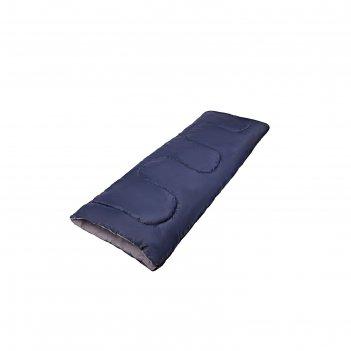 Спальный мешок «со2xl», размер 200х85 см, +5/+20 °с, цвет синий