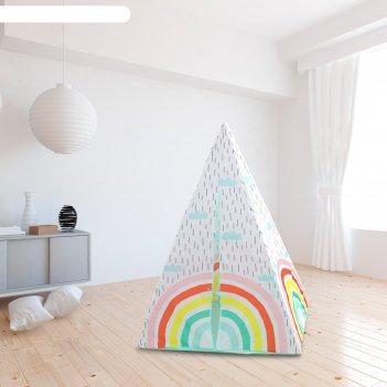 Палатка детская «радуга»